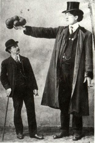 Edouard Beaupre height