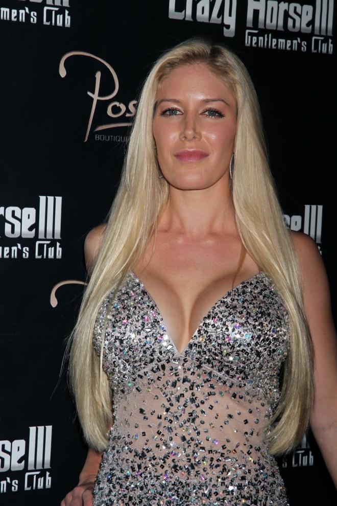 Heidi Montag Bra Size