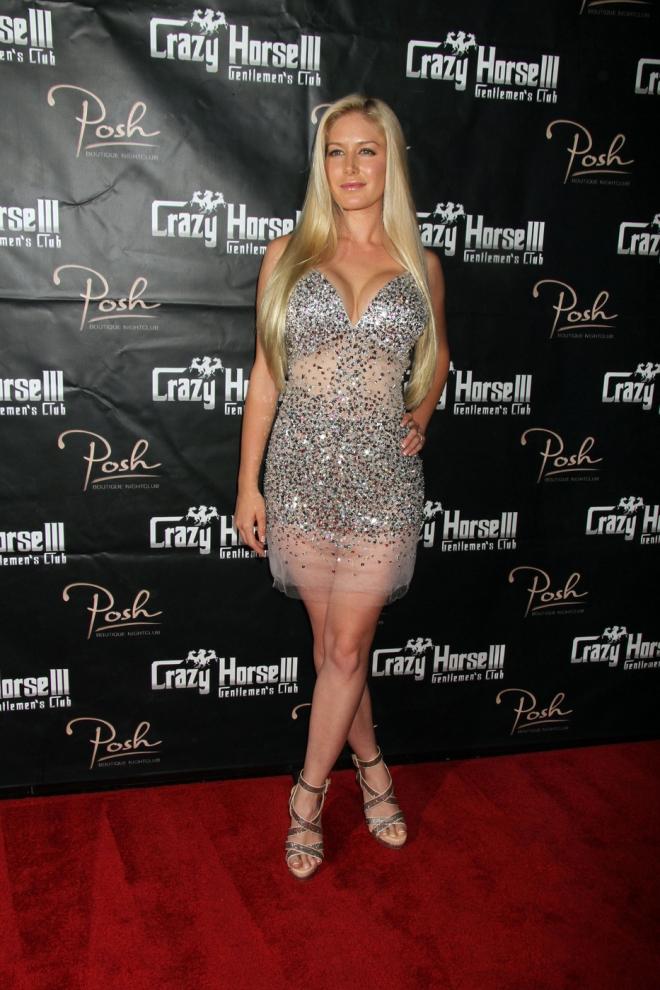 Heidi Montag Height