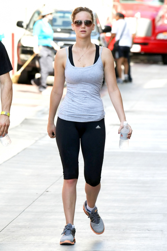 Jennifer Lawrence Weight
