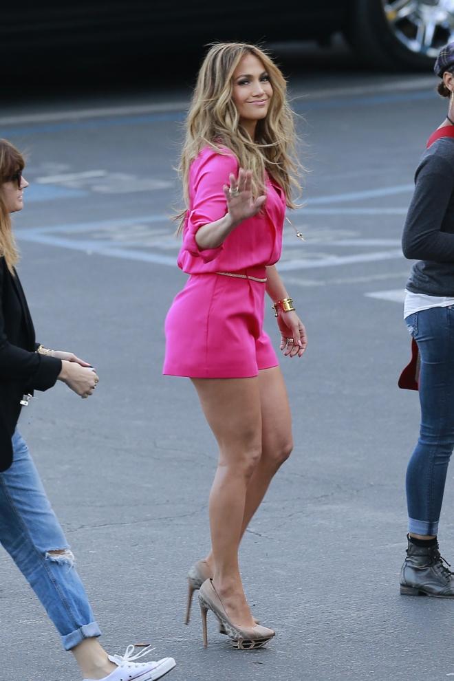 Jennifer Lopez Measurements