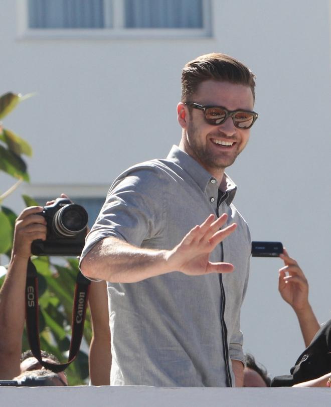 Justin Timberlake Weight