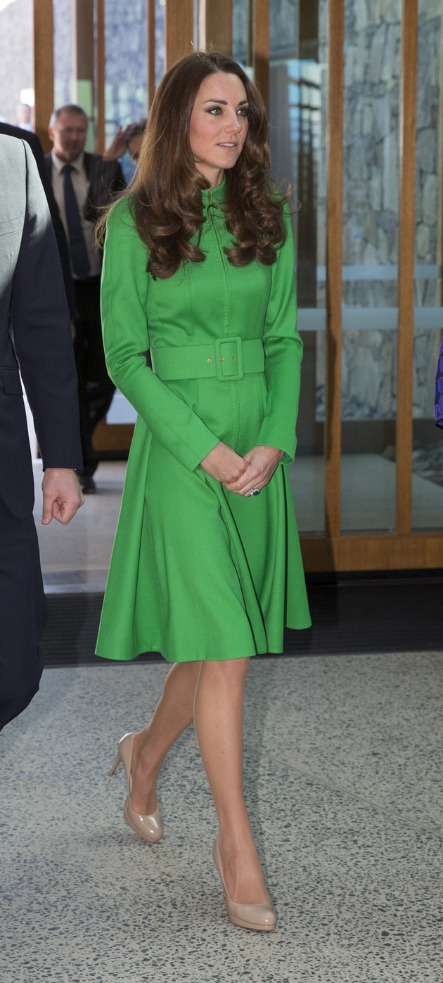 Kate Middleton Measurements