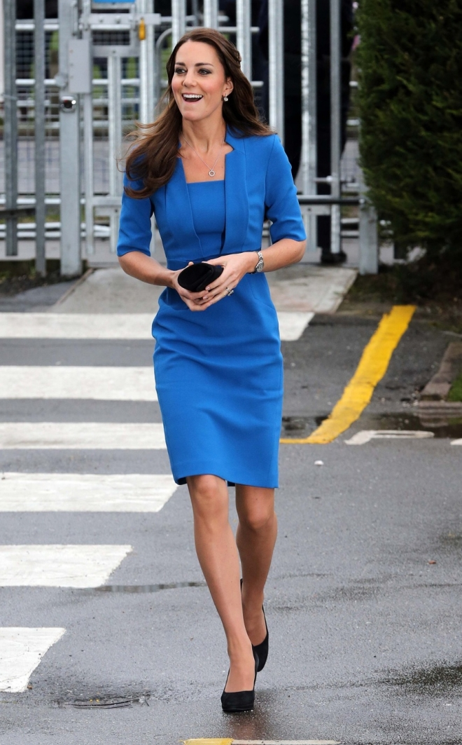 Kate Middleton Weight
