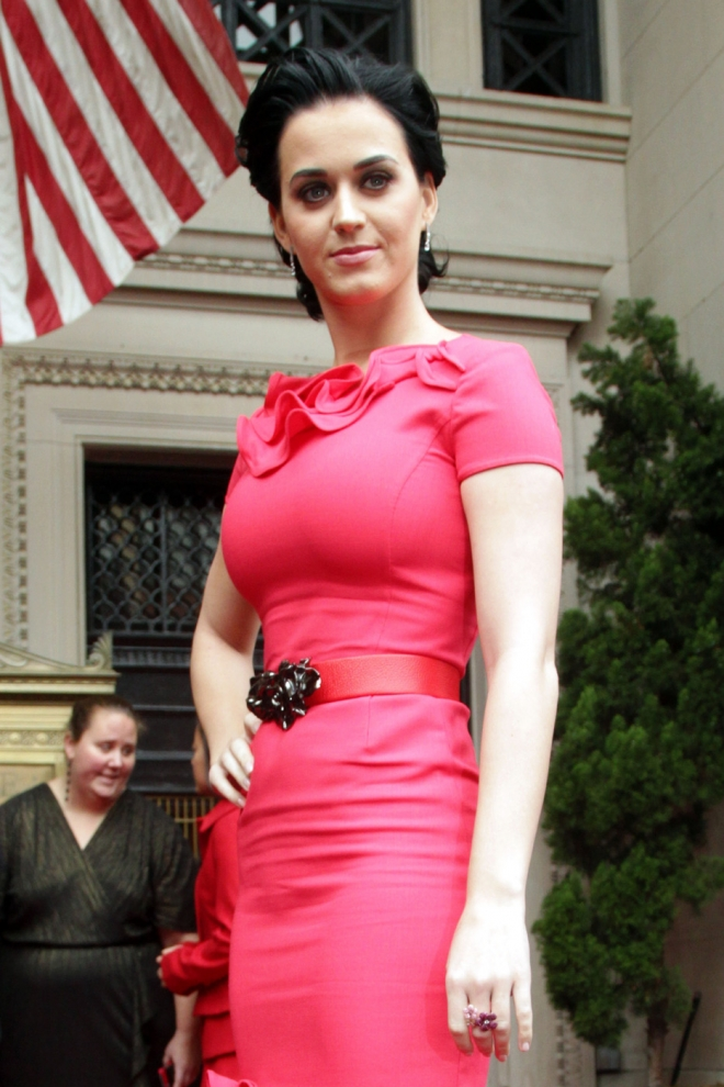 Katy Perry Weight