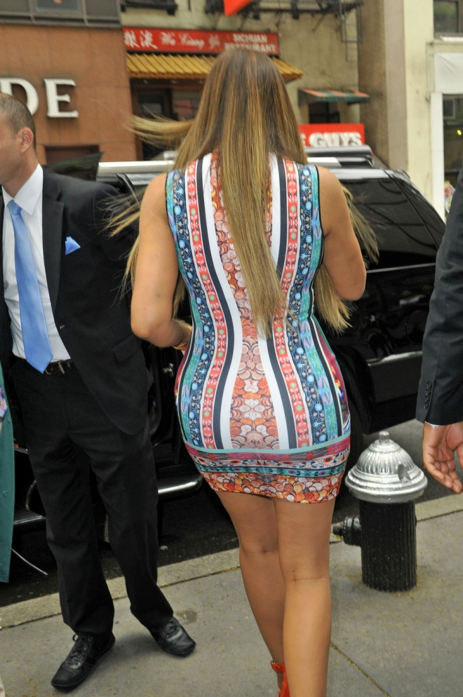 Khloe Kardashian Butt