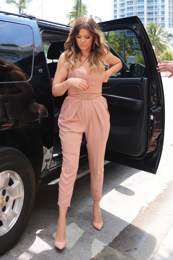 Khloe Kardashian Weight