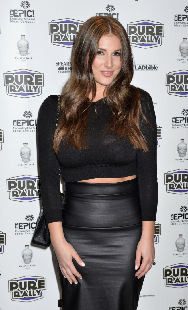 Lucy Pinder Measurements Bra Size Net Worth Weight Height