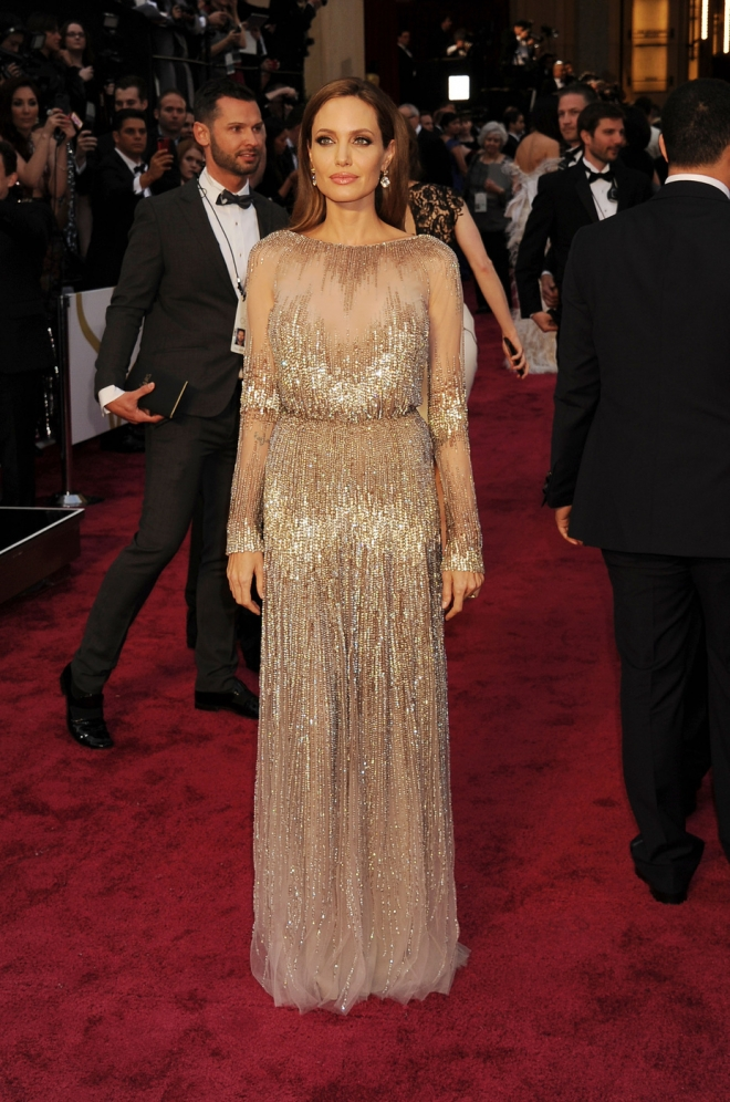 Angelina Jolie Height
