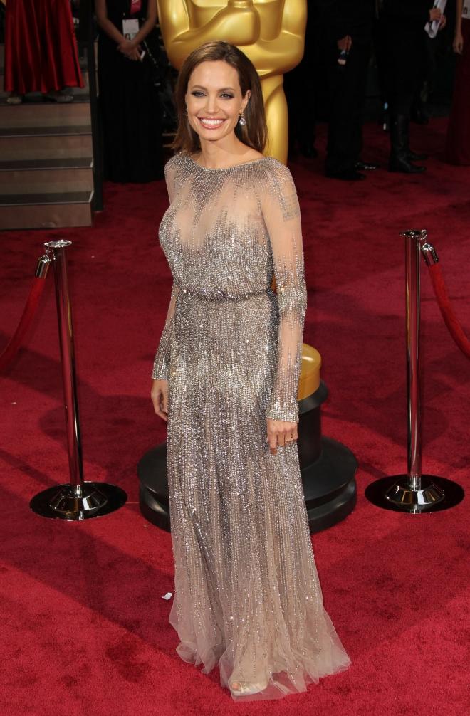 Angelina Jolie Measurements