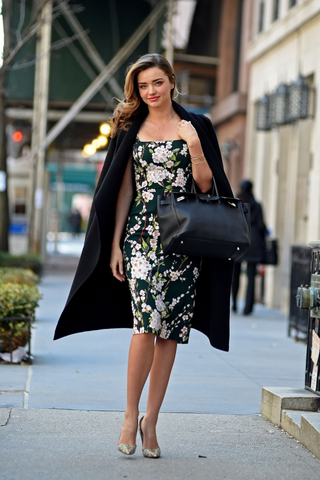 Miranda Kerr Measurements
