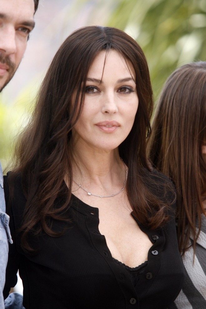 Monica Bellucci Weight...