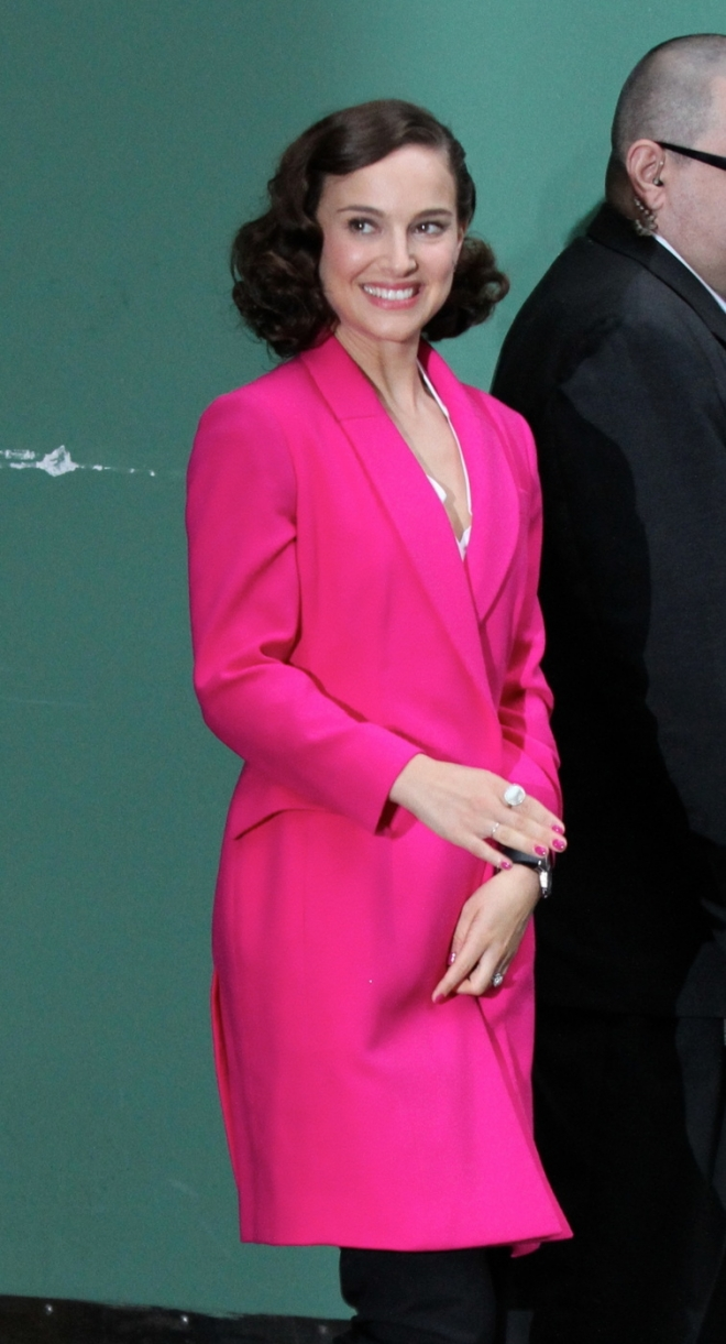 Natalie Portman Weight