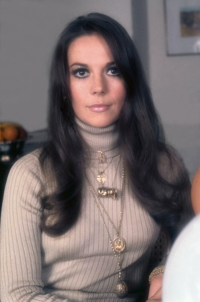 Natalie Wood Weight He...