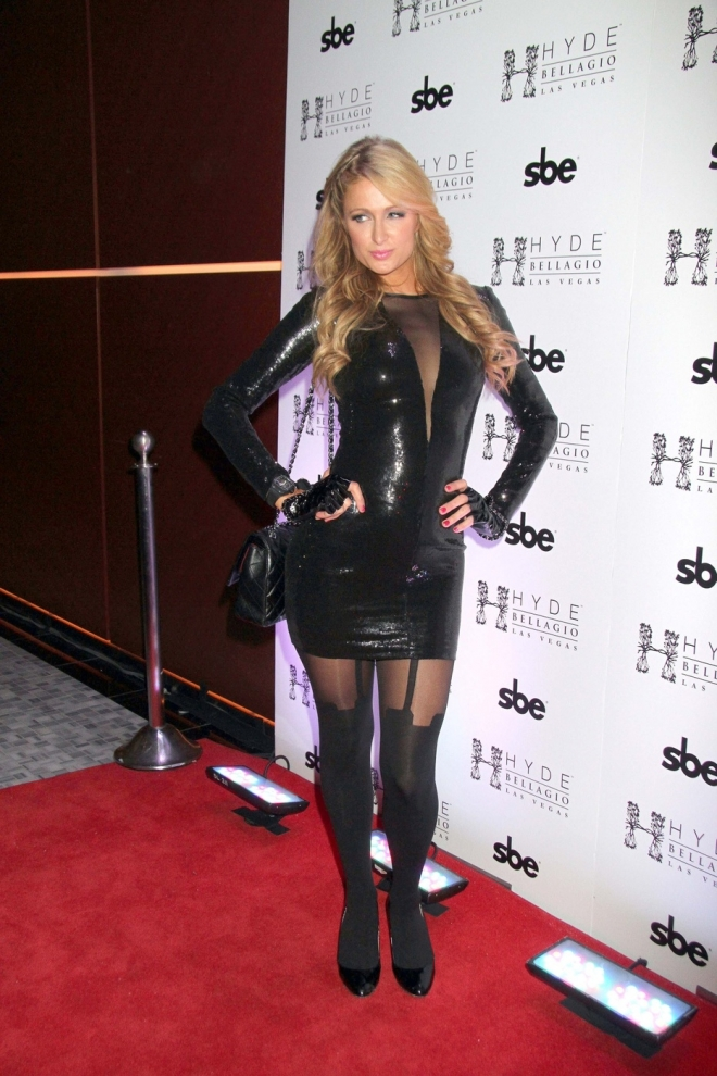 Paris Hilton Weight