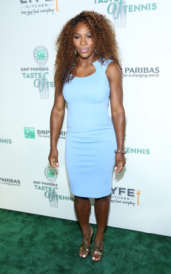 Serena Williams Height