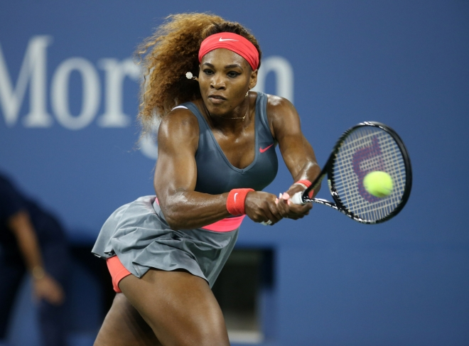 Serena Williams Weight