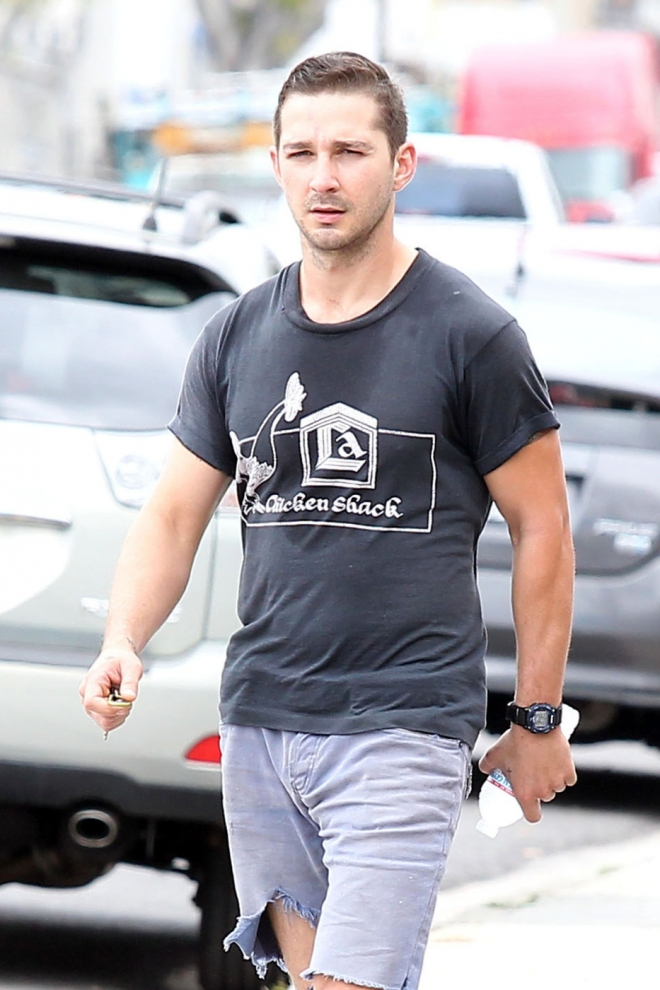 Shia Labeouf Weight