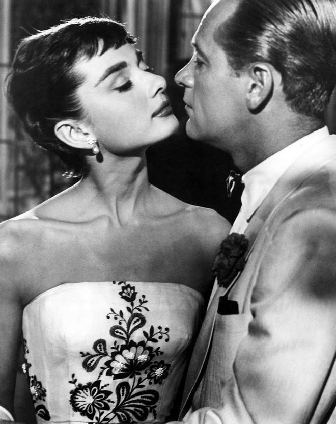 Audrey Hepburn Measurements
