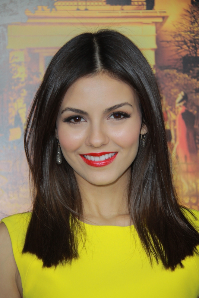 Victoria Justice Weight Height Net Worth Measurements