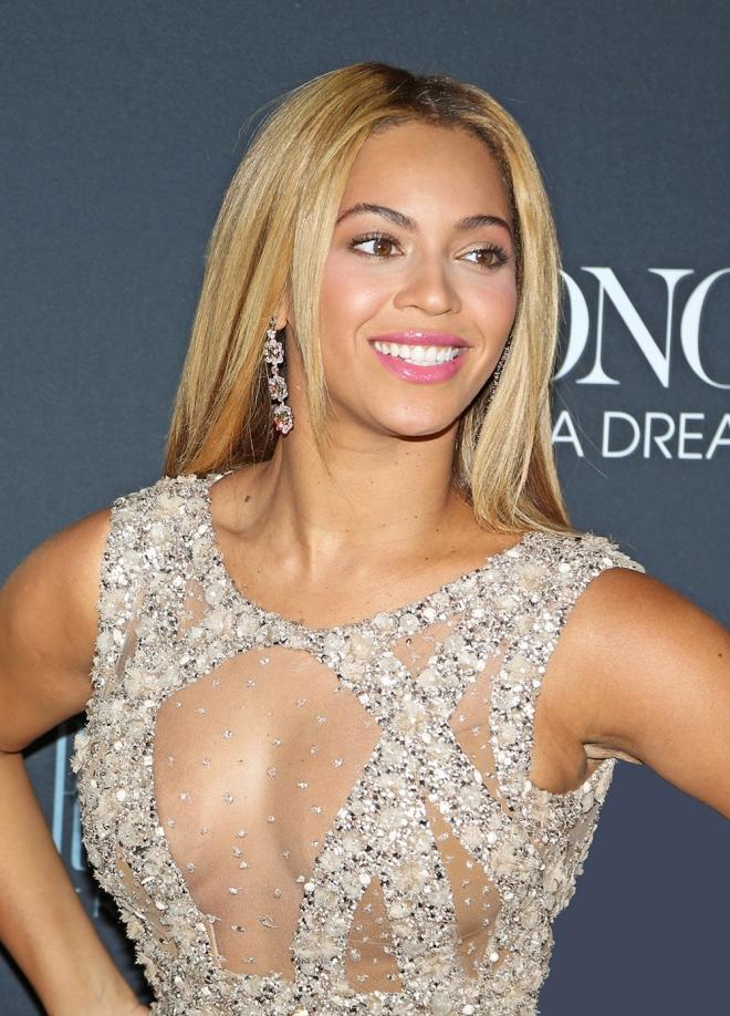 Beyonce Bra Size