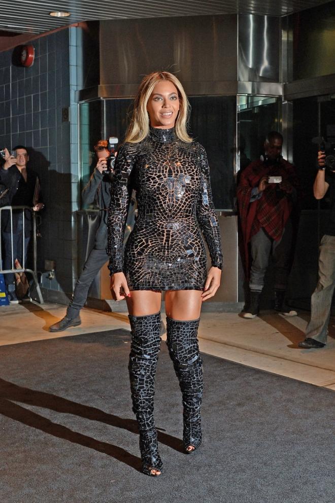 Beyonce Height