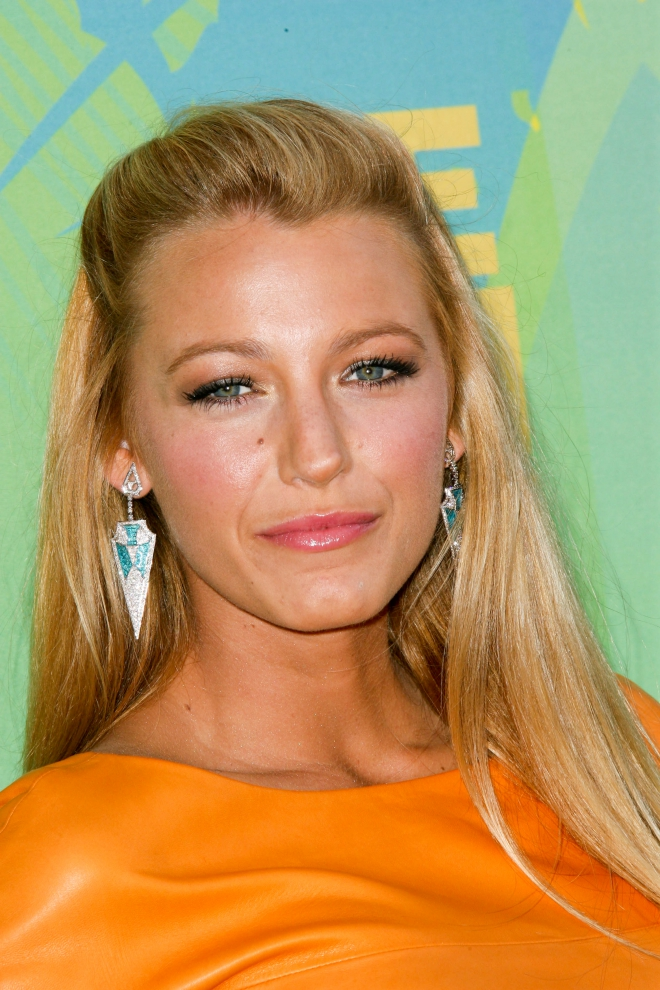 Blake Lively Weight He...
