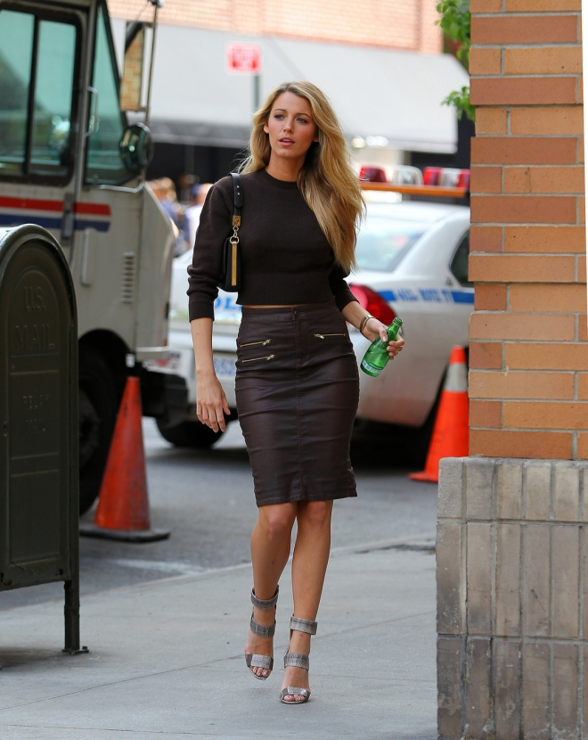 Blake Lively Measurements
