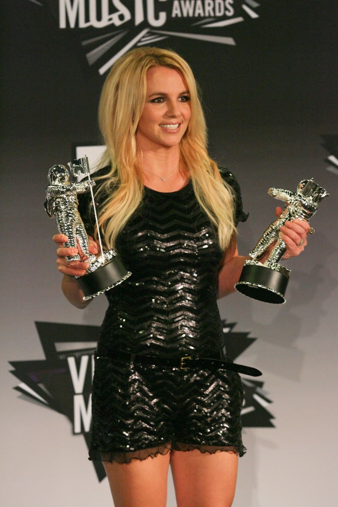 Britney Spears Measurements