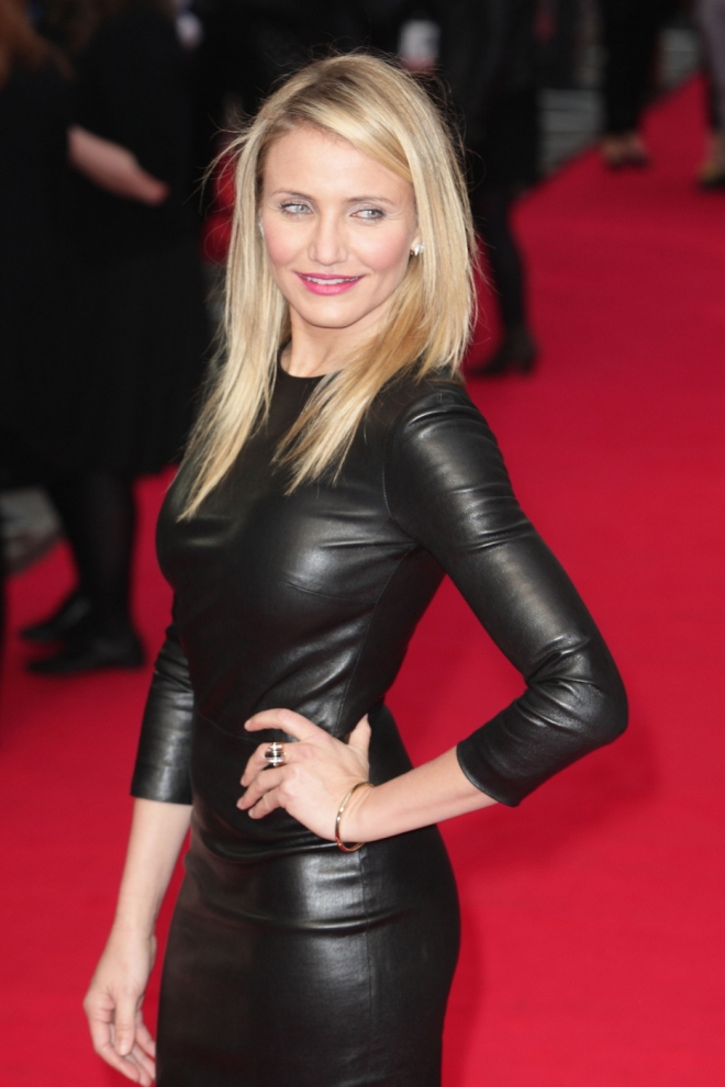 Cameron Diaz Measurements