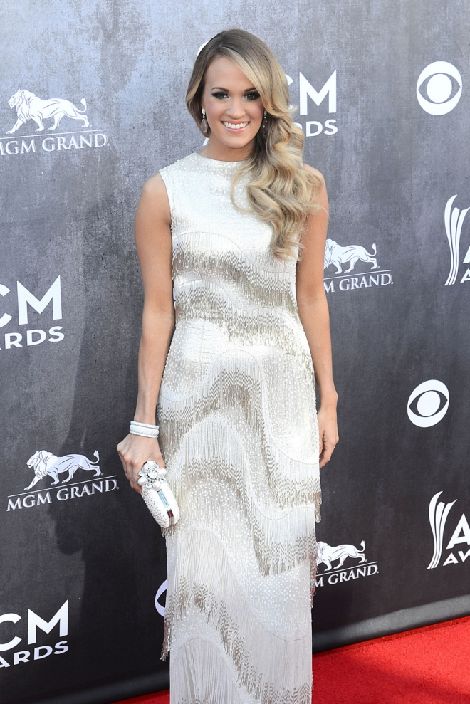 Carrie Underwood Dress
