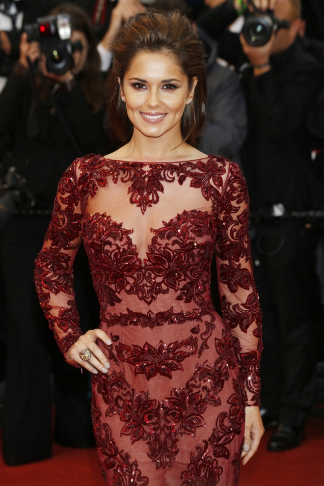 Cheryl Cole Weight