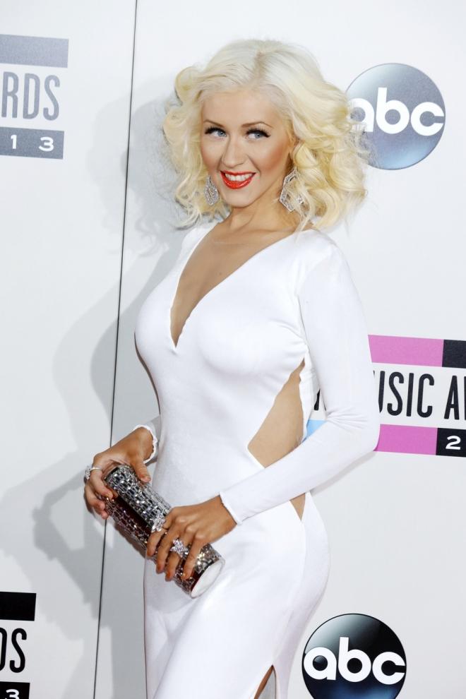 Christina Aguilera Measurements