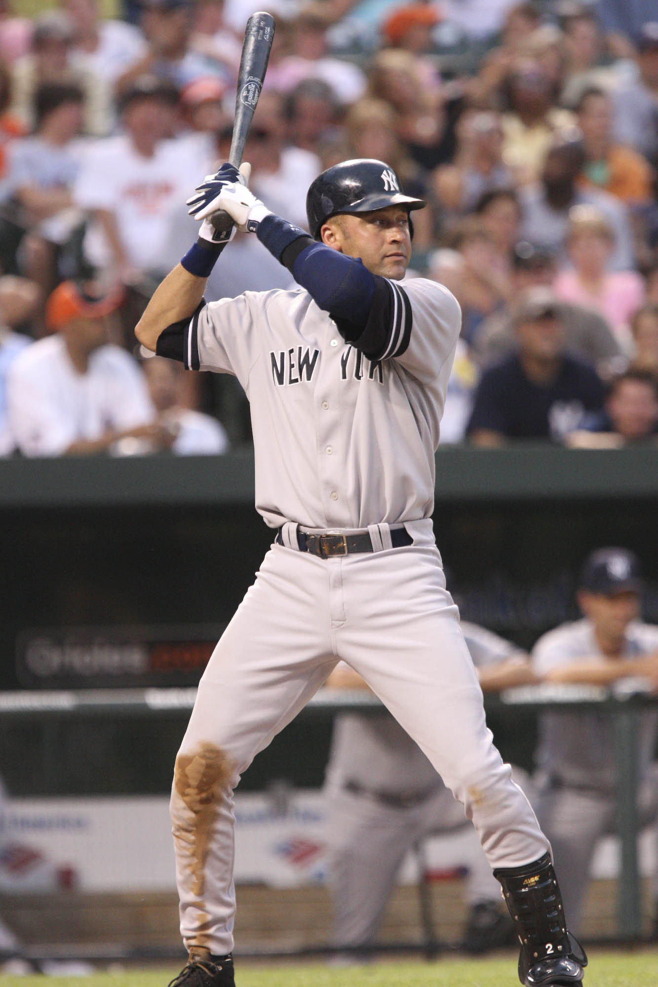 Derek Jeter Weight Height Ethnicity Hair Color Eye Color