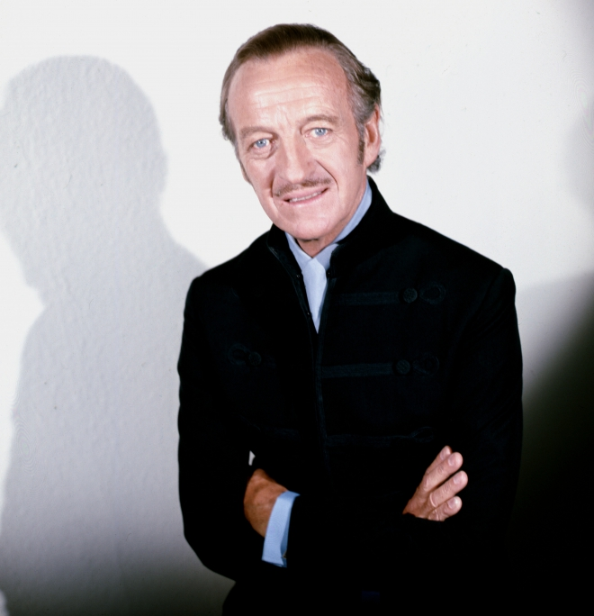 David Niven Weight Height Ethnicity Hair Color Eye Color
