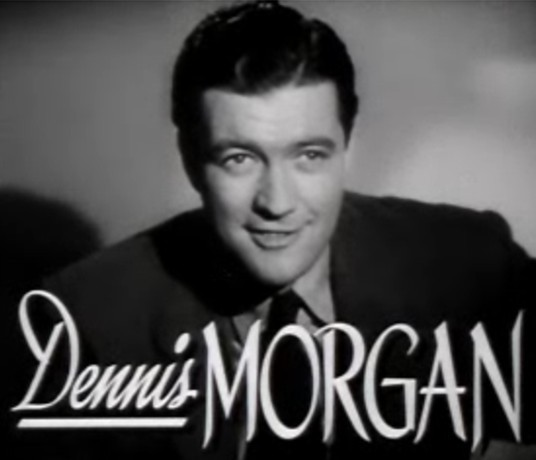 Dennis Morgan Weight Height Ethnicity Hair Color Eye Color