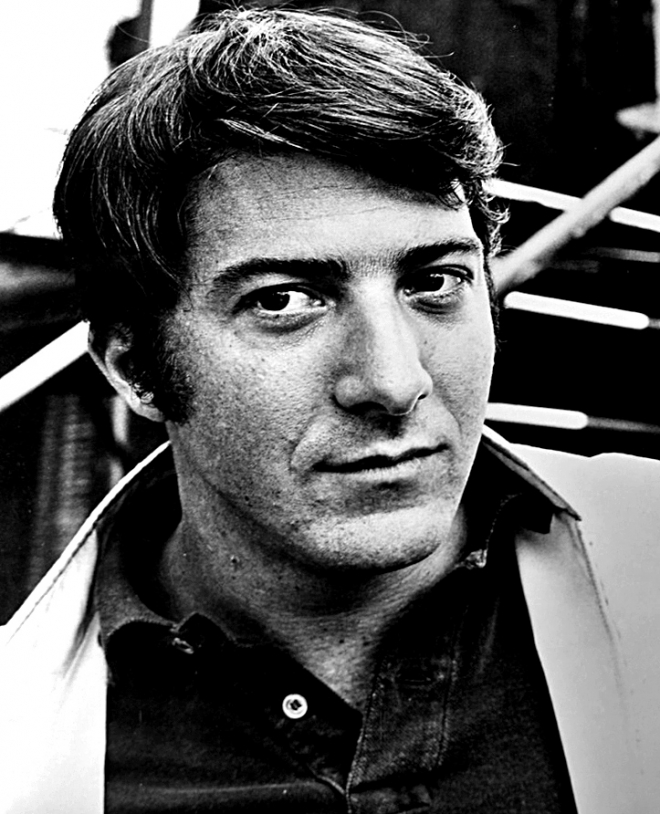 Dustin Hoffman Weight Height Ethnicity Hair Color Eye Color