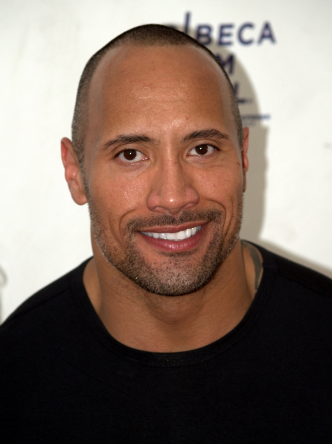 Dwayne Johnson Weight Height Ethnicity Hair Color Shoe Size