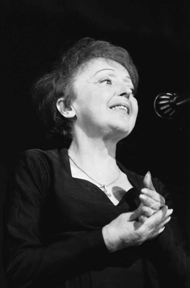 Edith Piaf Height Edith Piaf Weight