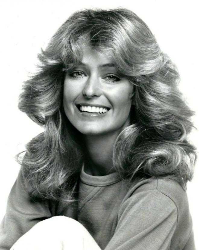 Farrah Fawcett Weight Height Measurements Bra Size Ethnicity-8034