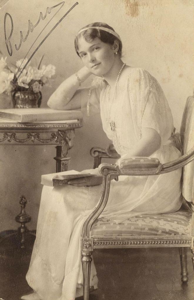 Grand Duchess Olga Nikolaevna of Russia