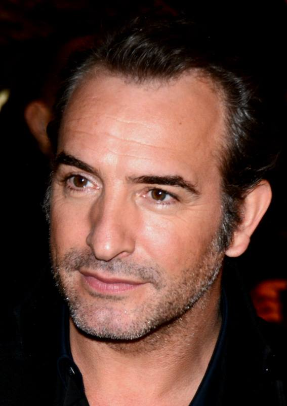 Jean dujardin weight height ethnicity hair color eye color for Age jean dujardin