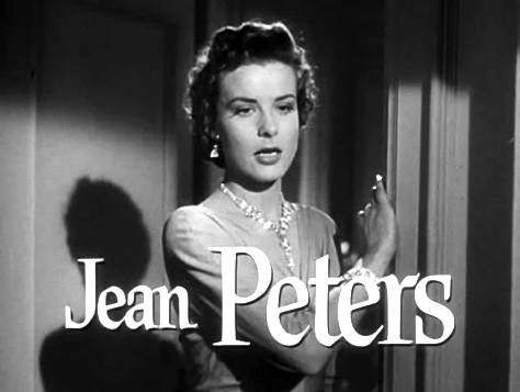 Jean Peters Weight Height Ethnicity Hair Color Eye Color