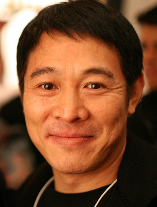 Jet Li Weight Height Ethnicity Hair Color Shoe Size