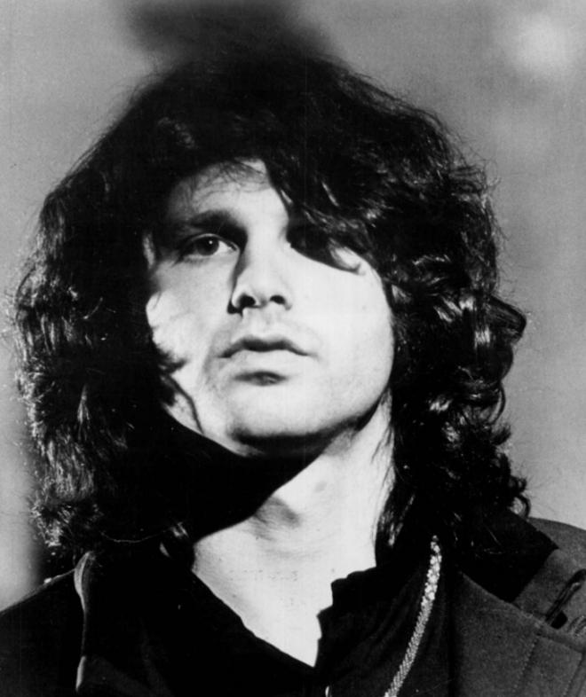 Jim Morrison height