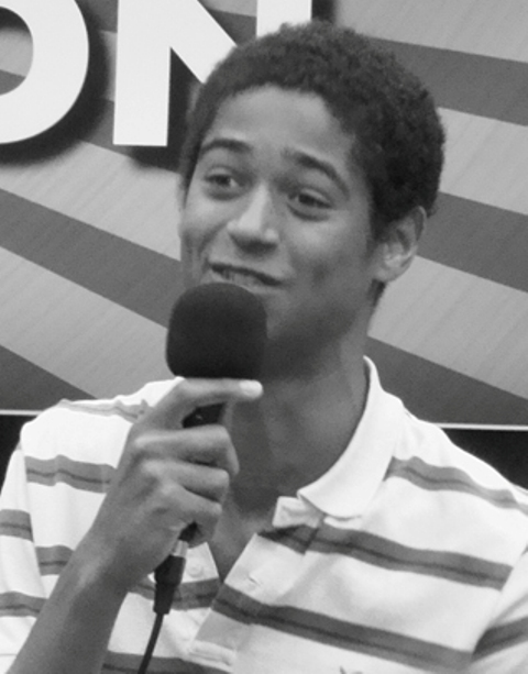 Alfred Enoch Height Alfie Enoch Height