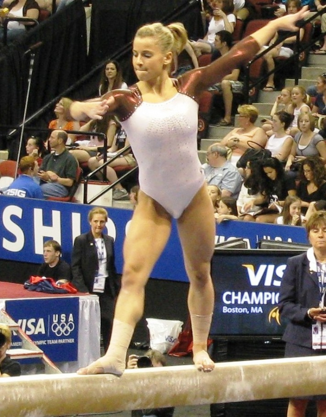 Alicia Sacramone Weight Height Ethnicity Hair Color Shoe Size