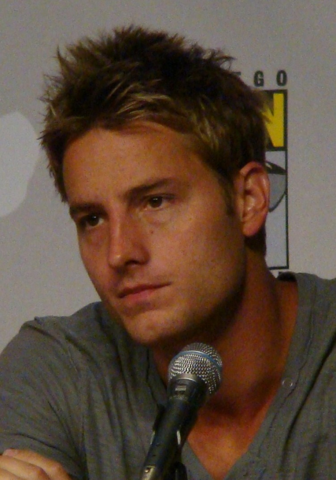 Justin Hartley Weight ...