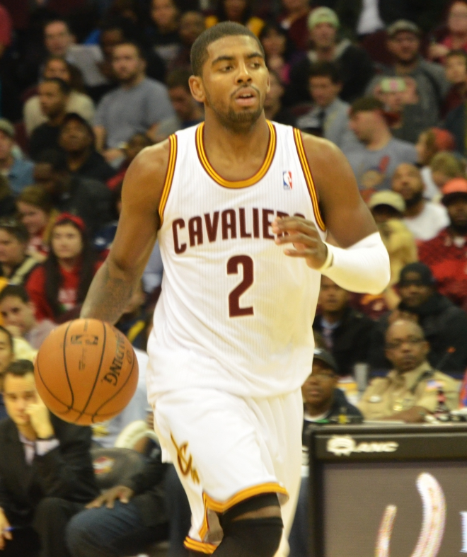 Kyrie irving date of birth in Perth
