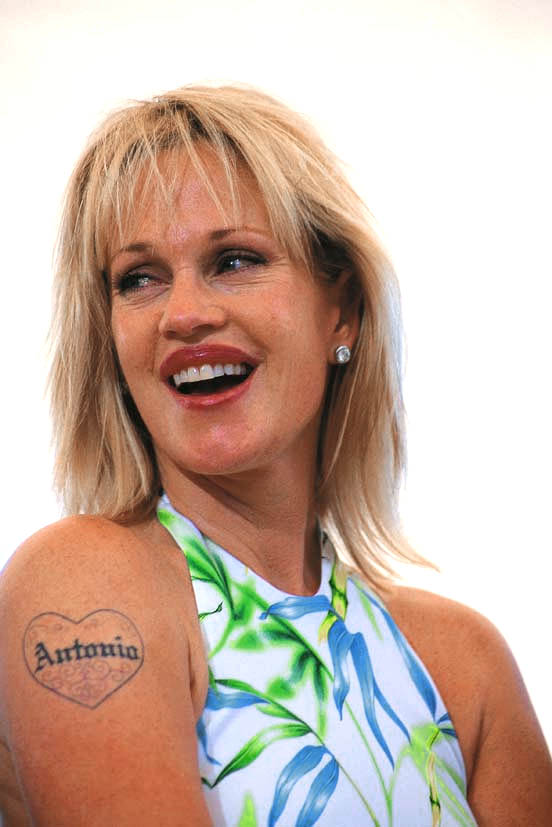 Melanie Griffith Weight Height Ethnicity Hair Color Shoe Size